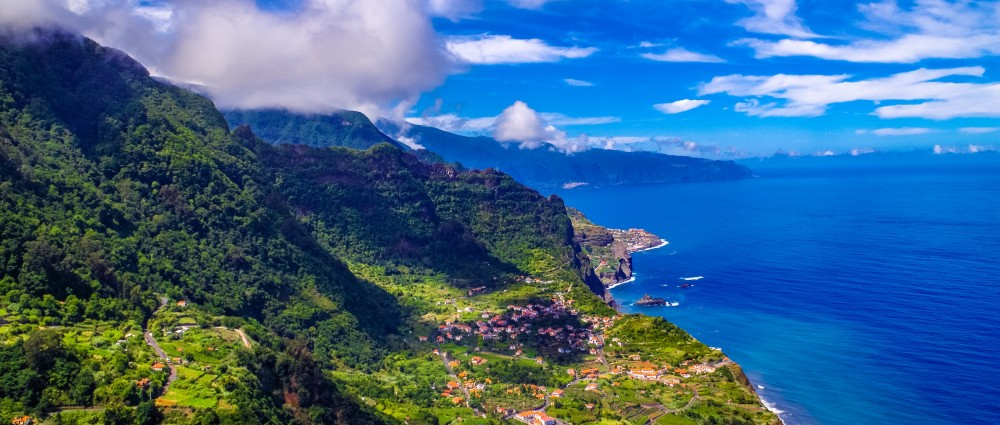 Madeira fly and drive