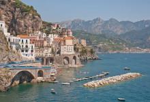 Day trip to Amalfi coast