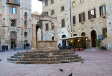 Day trip to Siena and San Gimignano