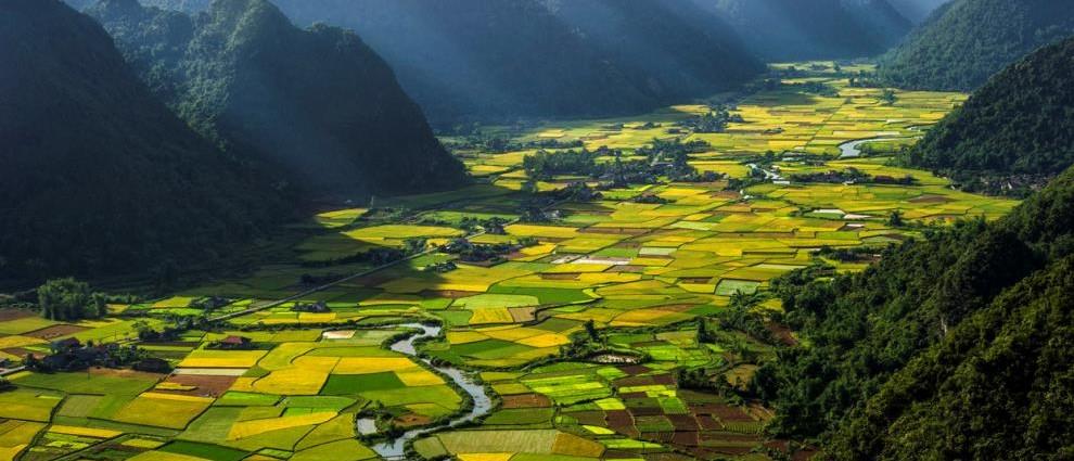 Vietnam, Cambogia e Laos